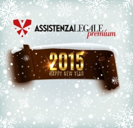 Happy New Year – Felice Anno Nuovo – Assistenza Legale Premium